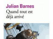 Julian Barnes prend l'altitude