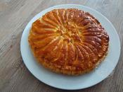 Galette Rois crème 'amandes Cook'in