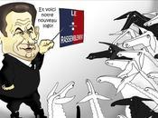 Sarkozy débaptise l'UMP