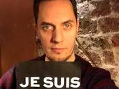 Grand Corps Malade rend hommage Charlie Hebdo