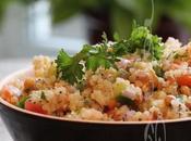 ~Salade quinoa, lentilles abricots~