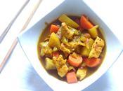 Curry Japonaise poulet