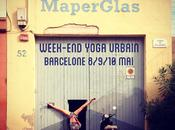 Week-end yoga urbain Barcelone 2015