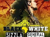 General Lion Sizzla Kalonji-Black White-Jah Love Productions-2015.