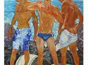 From Russia with love: Sergey SOVKOV expose jeunes gens bain Kunstbehandlung Munich