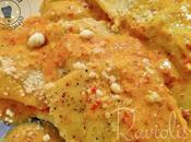 Raviolis Crevettes Poivrons- Chorizo