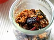 Granola maison graines fruits secs