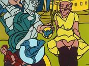 Valério Adami, Figuration narrative solitaire.