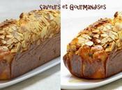 Cake Foie Gras Magret Fumé.