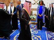 Arabie Saoudite Mais pourquoi donc Barack Obama tous chefs affluents monde vont-ils Riyad?