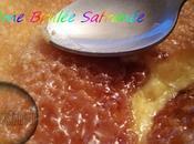Crème Brulée safranée Thermomix