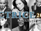 [Actrice] 2014 Résultats