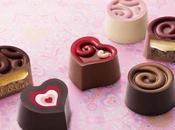 SAINT-VALENTIN sensation très chocolatée