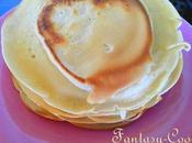 Pancakes Thermomix pas)