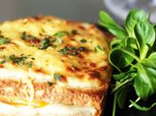 Croque monsieur revisité butternut