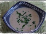 Soupe flocons d'avoine