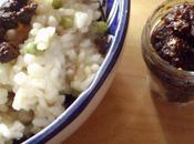 Risotto salsa baies goji