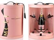 coffret Saint-Valentin rosé pour Moët Chandon