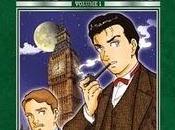 Sherlock Holmes Volume Arthur Conan Doyle Morihiko Shikawa
