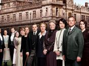 série début d'année Downton Abbey