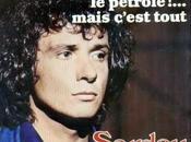Michel Sardou, pétrole mais c'est tout
