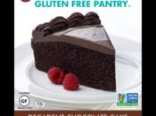 Gâteau chocolat décadent Glutino