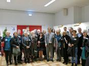 propos vernissage seconde biennale Aquarellistes Nord