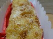 Beignets d'ananas noix coco