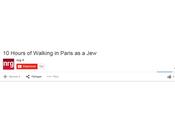 ARNAQUE. dans peau d'un Juif Paris, vidéo trompé tout monde