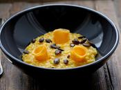 Risotto courge butternut
