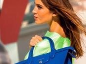 Alexa Chung, nouveau égérie pour Longchamp