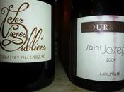 Coursodon, Saint Joseph 2009 Vignes Oubliées, Terrasses Larzac 2013