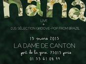 Concert Dame Canton (vendredi mars)
