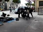 policiers abattent froidement Angeles