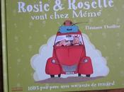 Rosie Rosette vont chez Mémé, d'Éléonore Thuillier