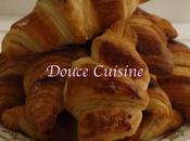 Croissants beurre