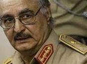 Libye général Haftar nommé tête l'armée