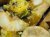 Fruits d'hiver rôtis Ghee Epices