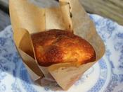 Muffins myrtilles sauvages chocolat blanc