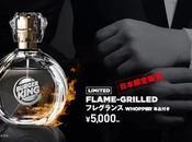 Burger King s'apprêterait lancer parfum Whooper