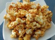 corn caramélisé