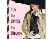 Gallagher Girls Academy Only Good Young Espionnera bien espionnera dernier Ally Carter (VO)