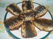 Sardines farcies chermoula
