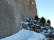 {Ariège} château Montségur hiver