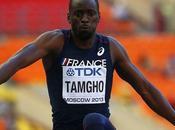 Teddy Tamgho lance dans musique
