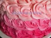 rose cake pour Marion