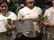 Résultats concours National Jeunes Fleuristes