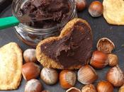 Pâte tartiner noisettes type Nutella® Végan