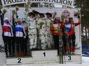 Championnats Monde Militaire françaises remportent patrouille