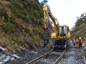 SNCF reprise circulation trains entre Langeac Langogne
